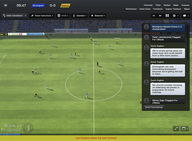Football Manager Video Game