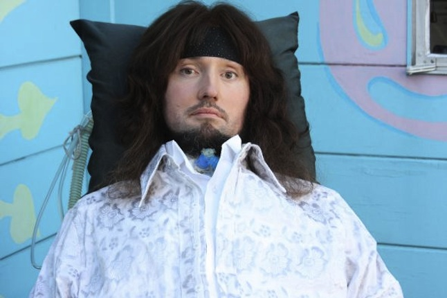 Van Halen Guitarist Jason Becker of the documentary film Jason Becker Not Dead Yet