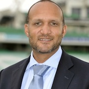 Former cricket player Mark Butcher