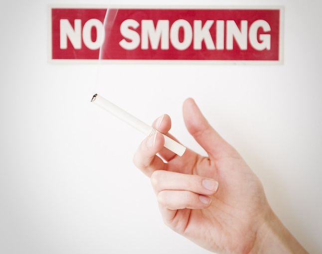 UK Smoking Ban Quit Smoking