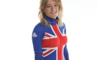 British speed skater Elise Christie