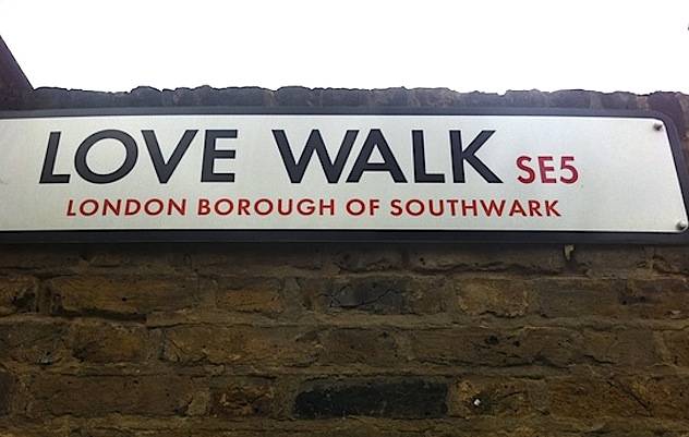 Love Walk South East London