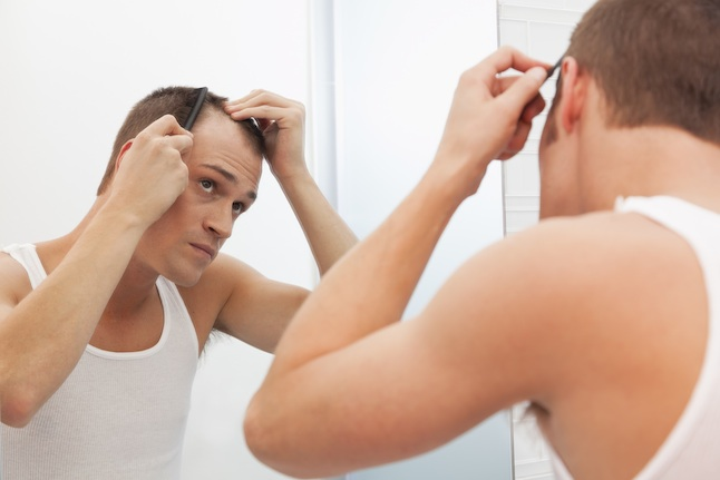 Baldness Hair Loss Cure
