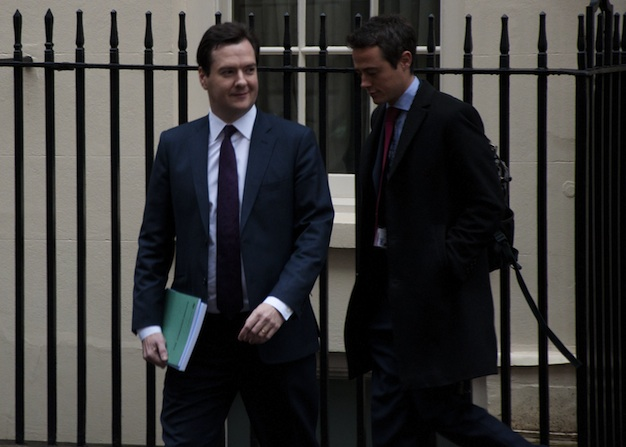 Chancellor George Osborne to make Autumn Statement