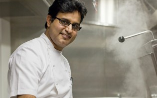 Chef Atul Kochhar of Benares in London