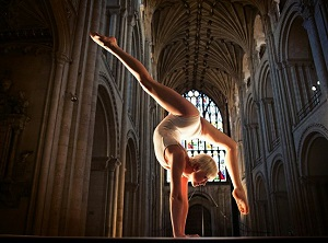 How Like An Angel - Norwich CathedralCopyright Chris Taylor