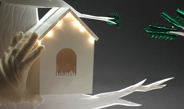 Image from EIZO animated Christmas message@http://www.youtube.com/watch?v=1re3uRE3LoA&feature=youtu.be