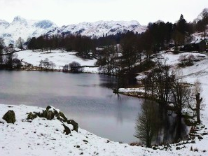 Snowy blanket: Lake District. Credit@SuePoveyviaflickr.com