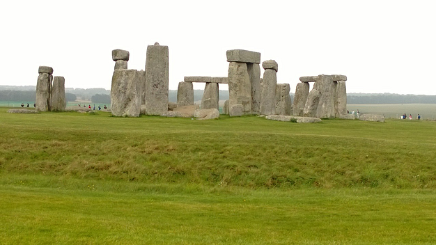 Stonehenge, an ancient archaeological marvel. Credit: Suruchi Sharma Diwan