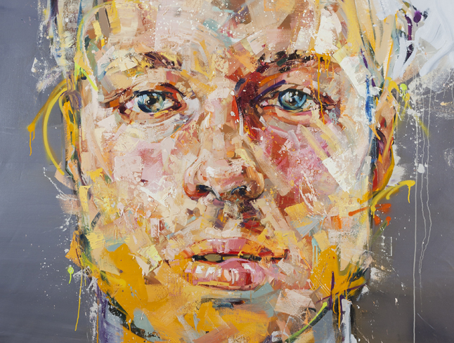 Andrew Salgado, Subject, 2013, Image Courtesy of Beers Contemporary