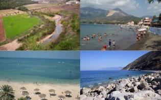 Beautiful beaches such as Latakia and green landscapes are all part of Syria. Credit@ kais zakaria, Abd, hanan smart all via flickr