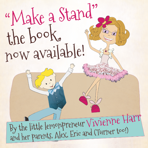 Vivienne Harr's book Make a Stand