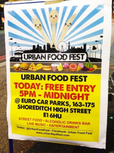Try out some tasty treats at Urban Food Fest! Credit@UrbanFoodFest