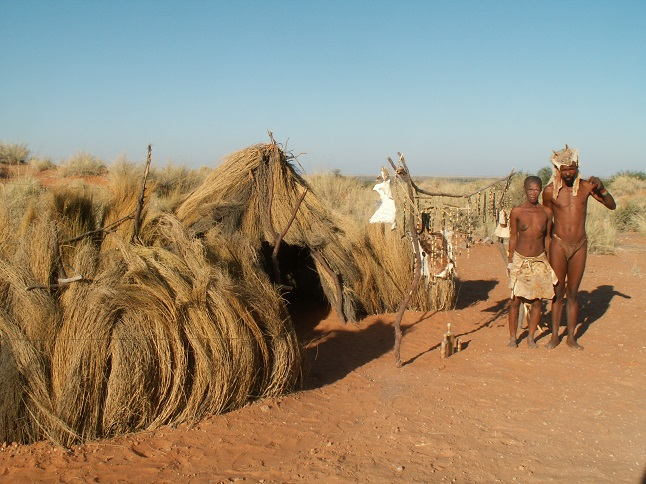 The home and community of the Bushmen. Credit@VirginneVV via flickr.com