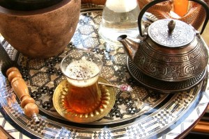 Moroccan Mint Tea. credit@rudolfmittelman.viaflickr.com