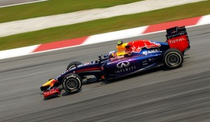 Ricciardo put in another impressive performance for Red Bull. credit@Chi Hang Ong