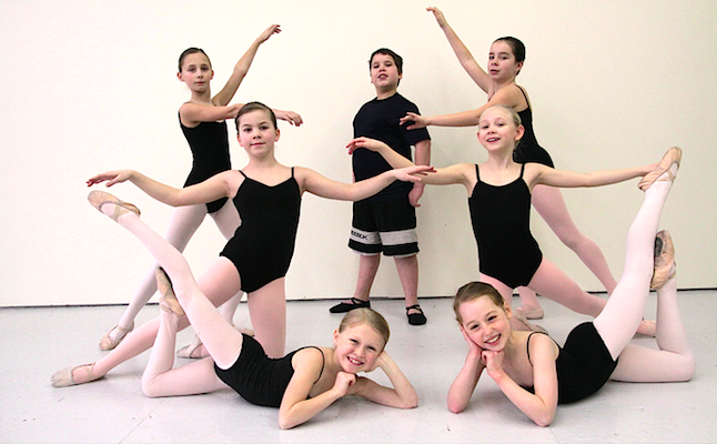 Ballet, jazz, tap... any sort of dance is fun! Credit@wvuofmviaflickr.com