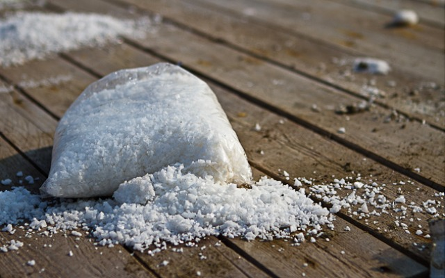 Sea salt may benefit lifestyle. Credit@ursulaviaflickr