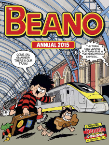 The Beano Annual 2015 Credit@ The Beano Annual 2015 (c) D.C. Thomson & Co. Ltd.