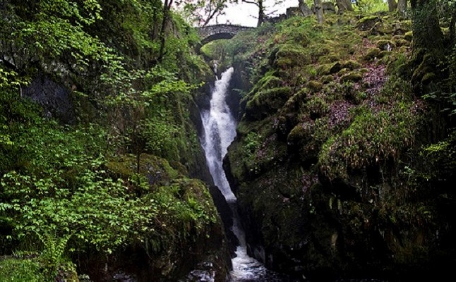 Aira Force Waterfall. Credit@KevinFriery