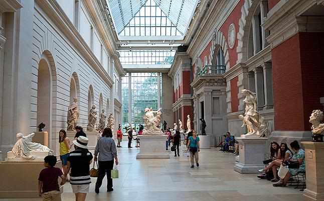 The Metropolitan Museim of Art, NYC. Credit@ Phil Roeder via Flickr.com