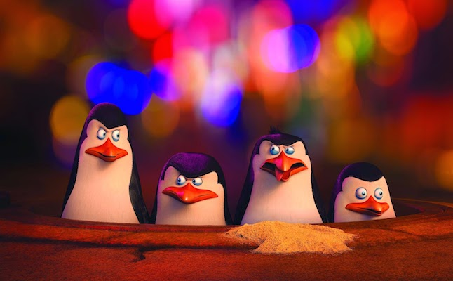 There is Skipper, the main leader; Rico, who seems able to regurgitate any item the gang need and Kowalski and Private.