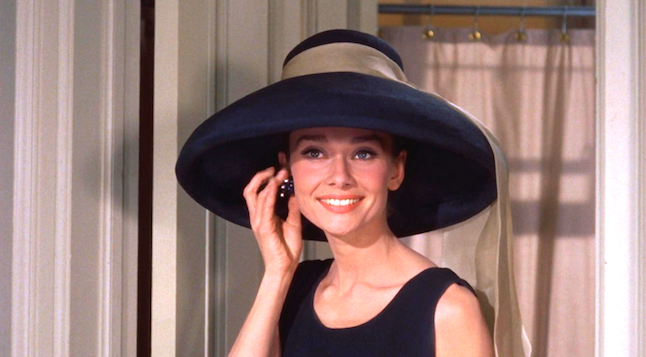Hepburn in one of her classic film roles. Credit@wikipedia.com