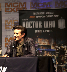 Actor Matt Smith Guest Speaker