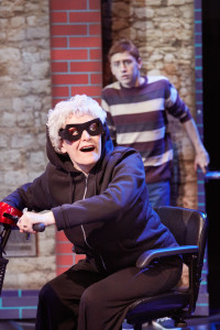 Gangsta Granny by David Walliams.