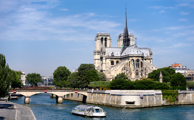 Notre Dame Cathedral. Credit@flickr.com