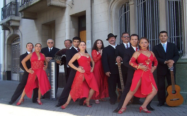 Tango group. Credit@commons.wikimedia.org