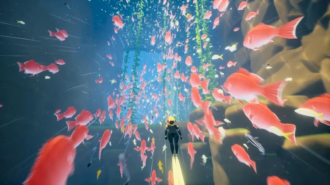 ABZÛ credit@youtube.giantsquid