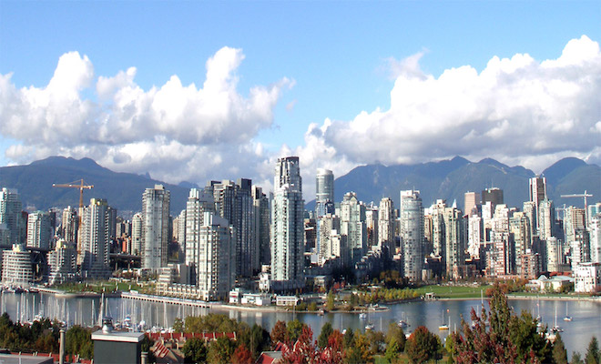 Vancouver, BC. Credit@en.wikipedia.org