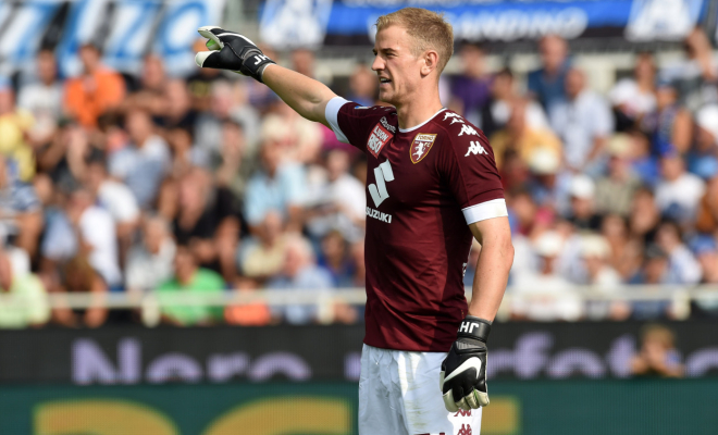 Hart providing instructions for his team during the draw with Empoli. Credit @tumblr.com.