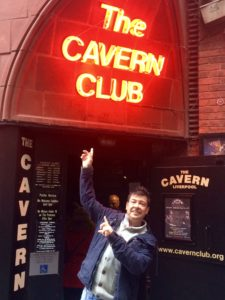 "Famous ""The Cavern"""