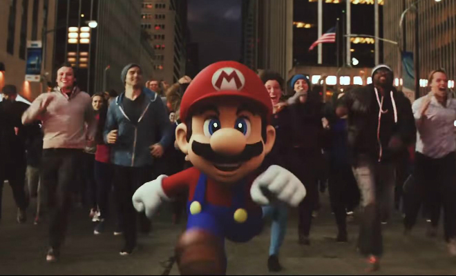 Super Mario Run coming to iOS devices Credit@Nintendo